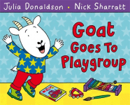 Goat goes to playgroup resources page