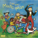 I am the music man book cover - link to story resources page