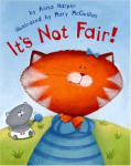 It's Not Fair book cover - link to story resources page