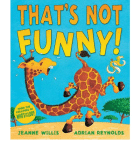 That's Not Funny book cover - link to story resource page