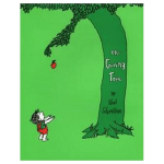 The Giving Tree book cover - link to story resources page