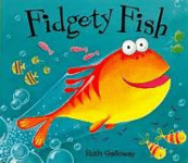 Fidgety fish - learn english through stories - kids club english