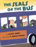 Seals on the Bus book cover - link to story resources page