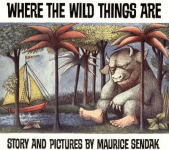 Where the Wild Things Are book cover - link to story resources page