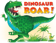 Dinosaur Roar - Kids Club English - Learn English through stories, songs and craft