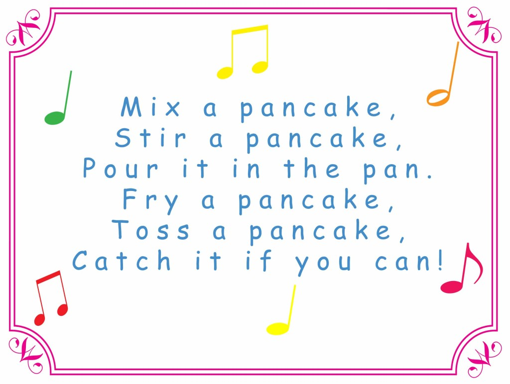 Pancake Fun Activities And Printable