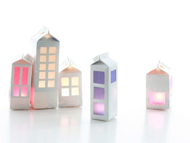 DIY-Amazing-Milk-Light-House12