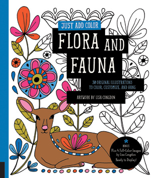 Just Add Color- Flora and Fauna_Cover_small