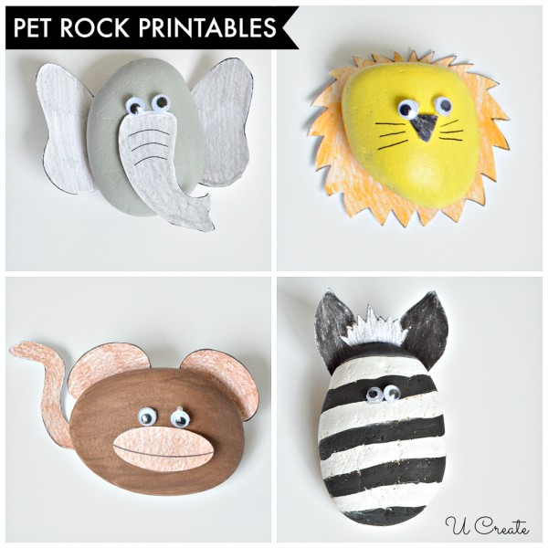 Zoo-Rock-Pets-Printables
