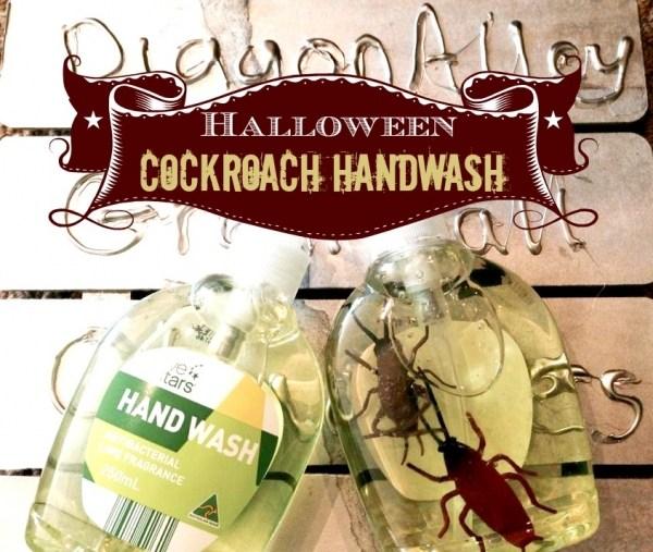 halloween-cockroach-handwash