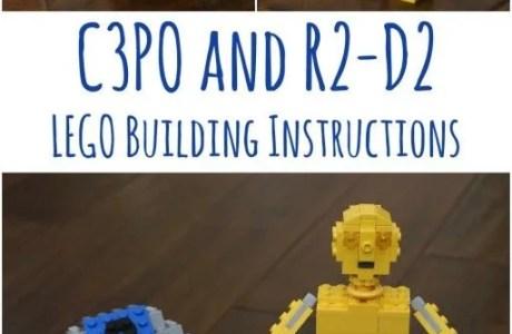 Mini Lego Star Wars Projects