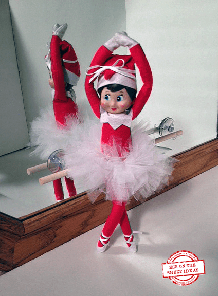 Halloween Costumes For Your Elf On A Shelf