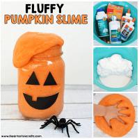 Halloween Pumpkin Slime