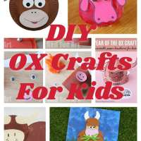 20 Chinese New Year OX Crafts For Kids To Make