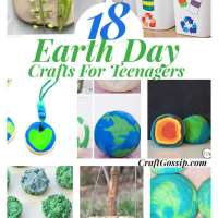 18 World Earth Day Crafts For Teenagers