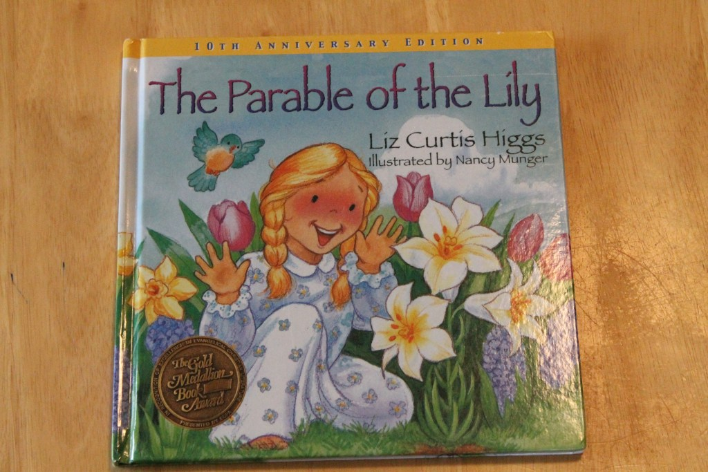 The Parable of The Lily book