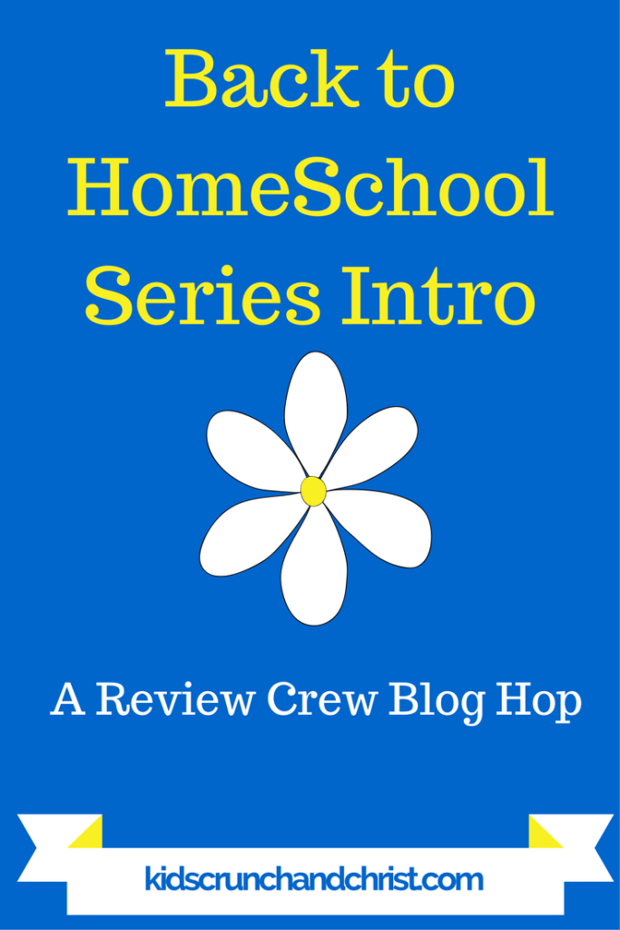 Back to HomeSchool Series intro
