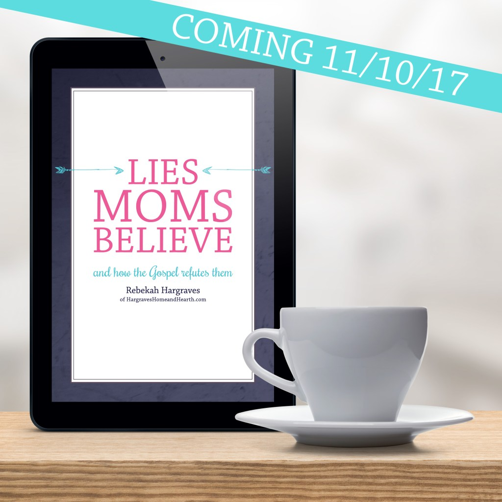 Lies Moms Believe and how the Gospel refutes them book review Biblical encouragement for moms