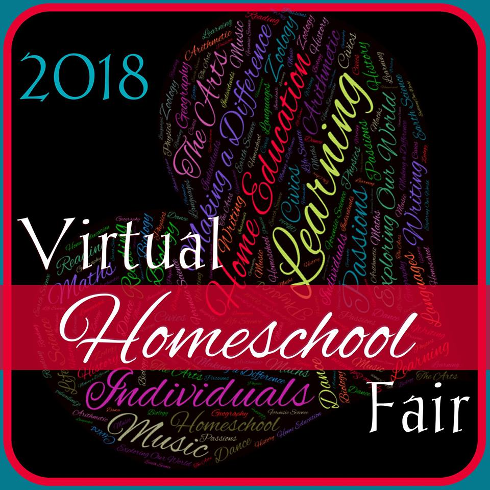 2018 Virtual Homeschool Fair introduction