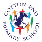 Cotton End School Logo