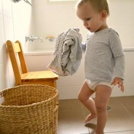 Συμμετοχή στην καθαριότητα