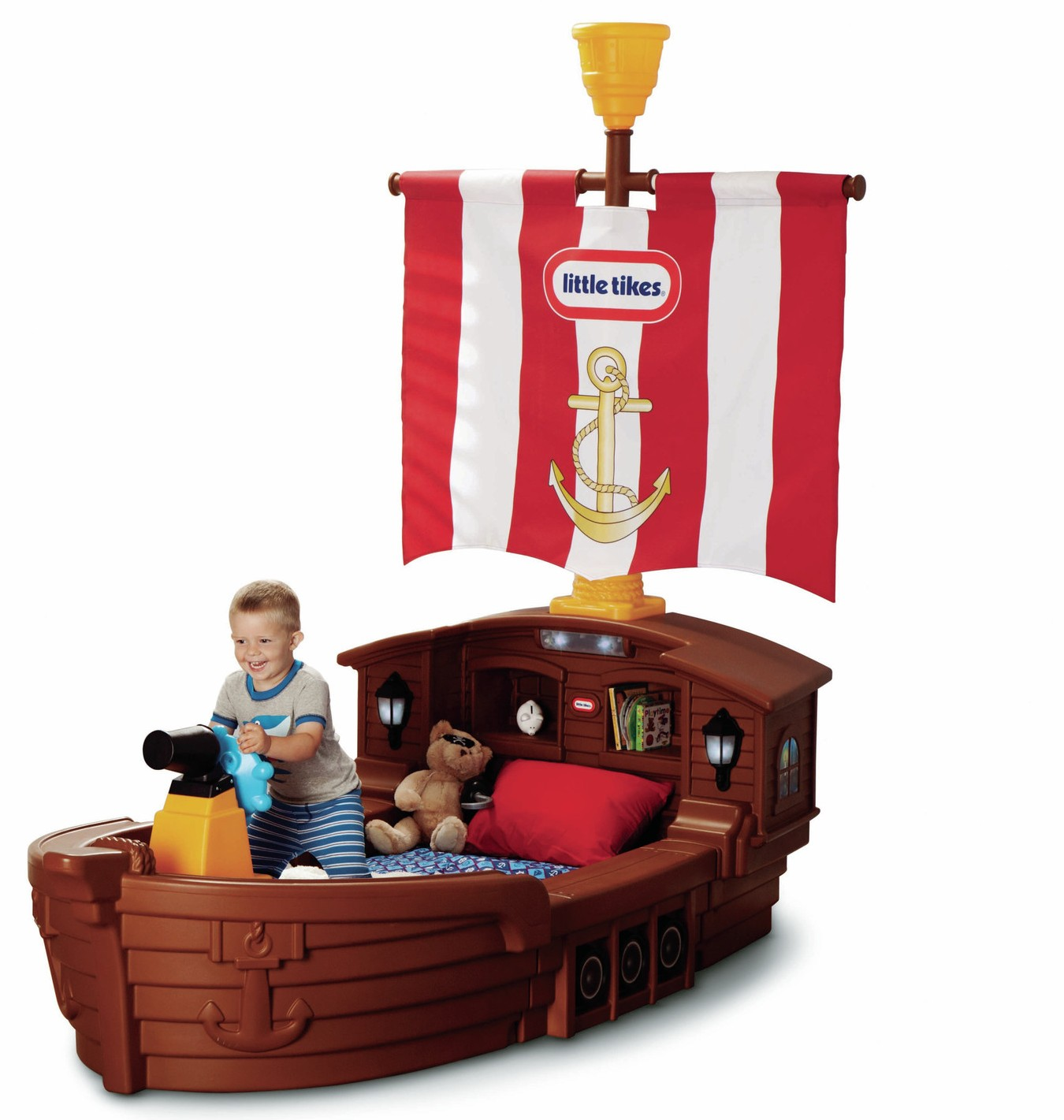 Toys R Us Kids Chairs Little Tikes Pirate Ship Toddler Bed Kidsdimension