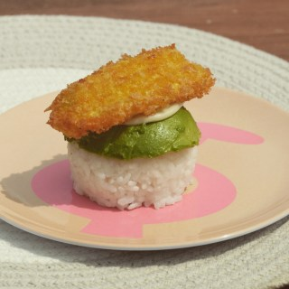 coconut crumbed fish