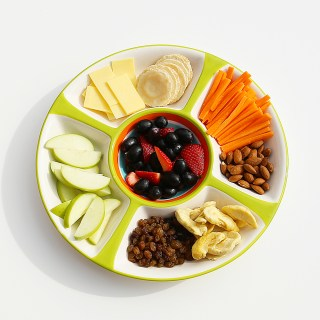 kids snack platter