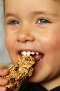 Apple and Sultana Muesli Bars by Kids Eat by Shanai a kid approved snack
