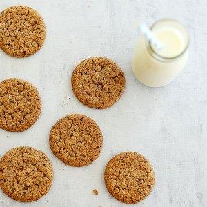 Crunchy Ovaltine Biscuits | Kids Eat by Shanai