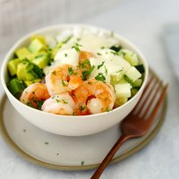 Prawn Poké Bowls Make Your Own Style by Kids Eat by Shanai. Making dinner fun for your family.
