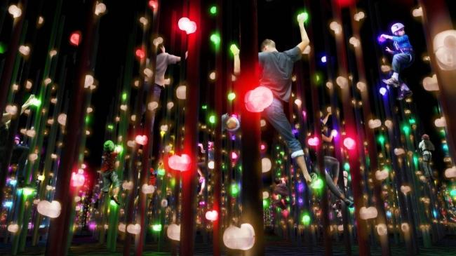 割引クーポンも!お台場の「森ビル デジタルアート ミュージアム:エプソン チームラボ ボーダレス」混雑状況と楽しみ方、口コミ