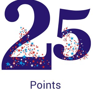 25-points