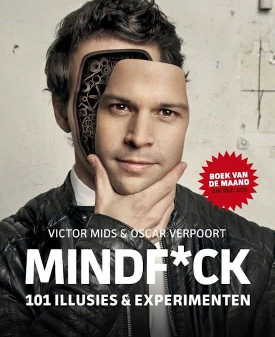 Victor Mids Mindf*ck 101 illusies & experimenten