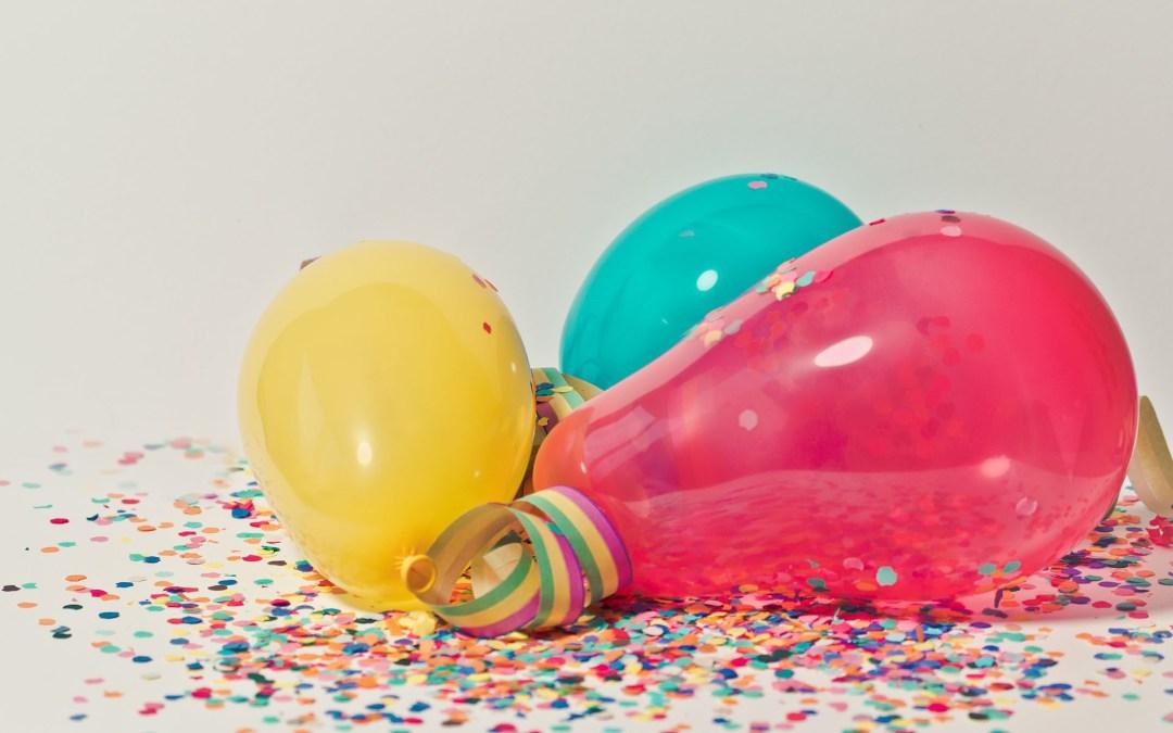 Kinderfeestje vieren?