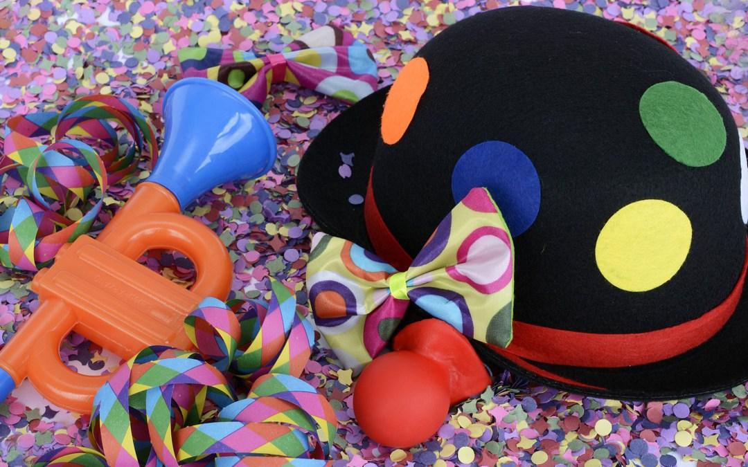 Activiteiten tijdens een kinderfeestje
