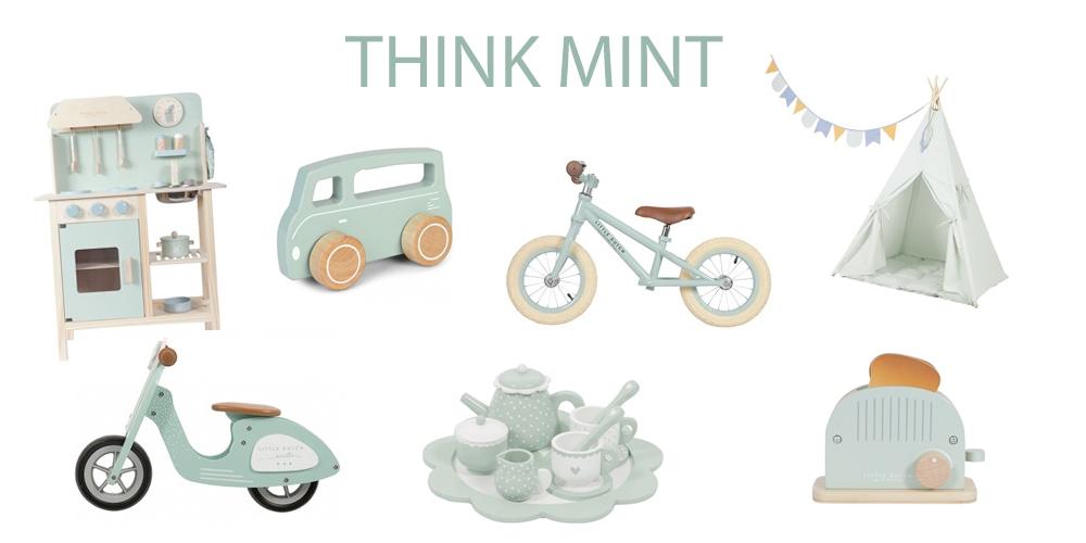 Think Mint – mint kleurige kadootjes