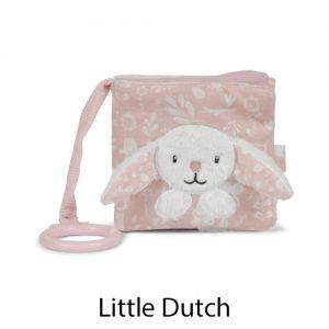 kidsenco Little Dutch Buggyboekje roze