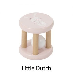 kidsenco Little Dutch houten rammelaar