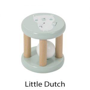 kidsenco Little Dutch rammelaar mint