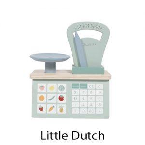 kidsenco Little Dutch weegschaal
