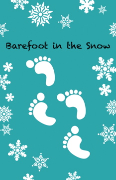 Barefoot in the Snow Cover Art