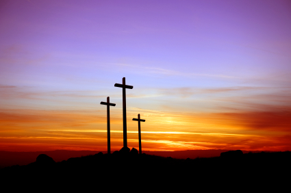 three-crosses-at-sunset