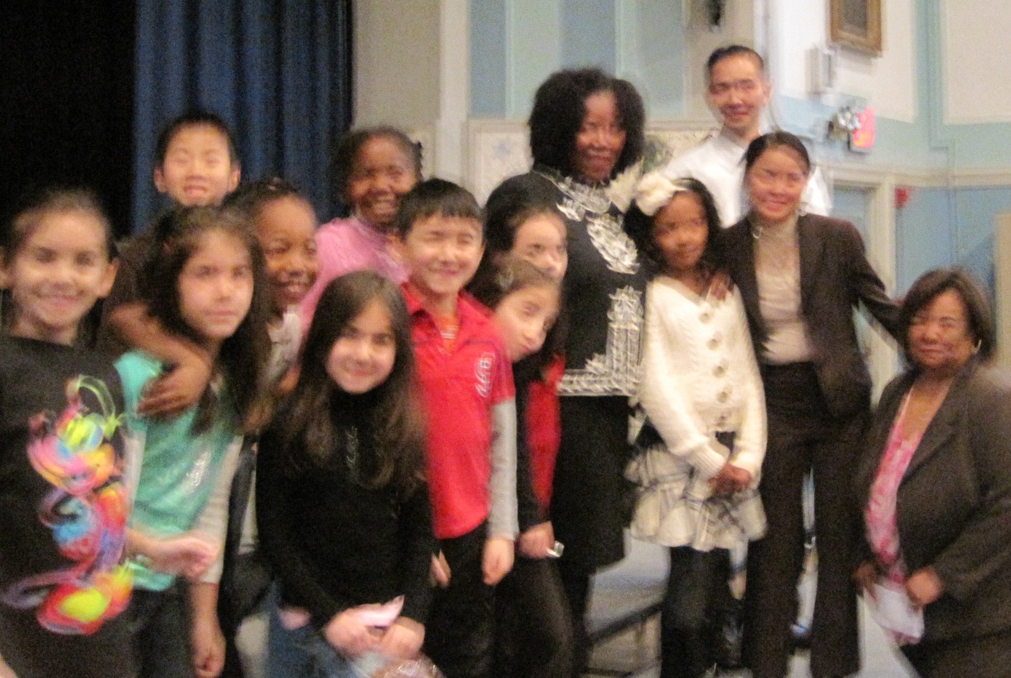 Civil Rights Hero Ruby Bridges Visits Our Kids And Teaches
