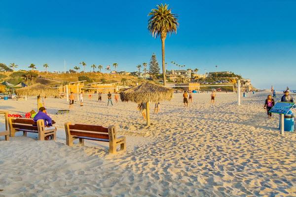 Moonlight-Beach-in-Encinitas-California