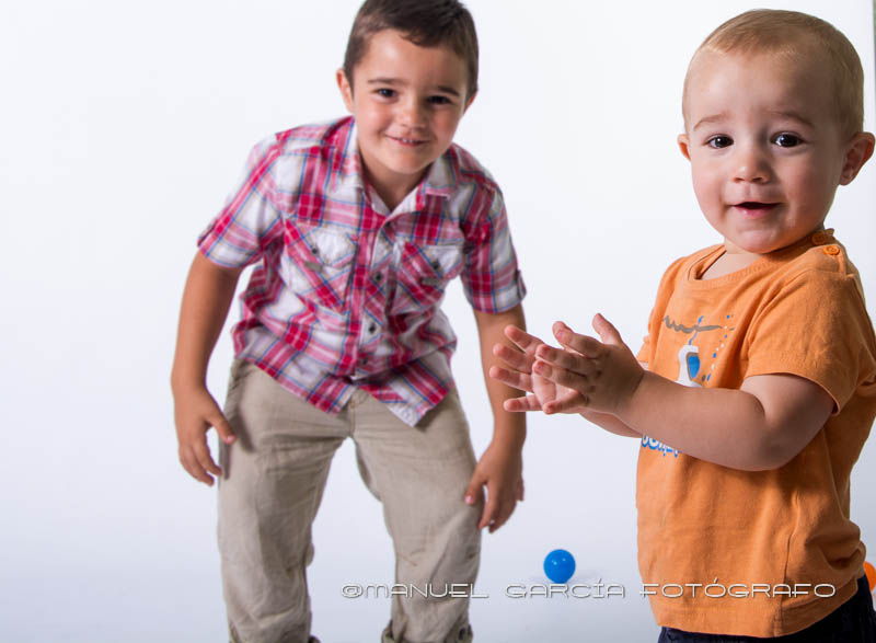 kidsfoto.es Fotografía familiar en estudio