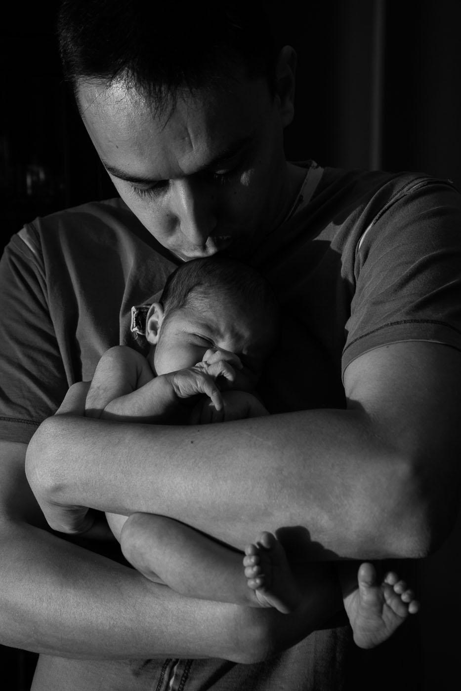 kidsfoto.es Fotografía de bebe, con cariño.- Valeria