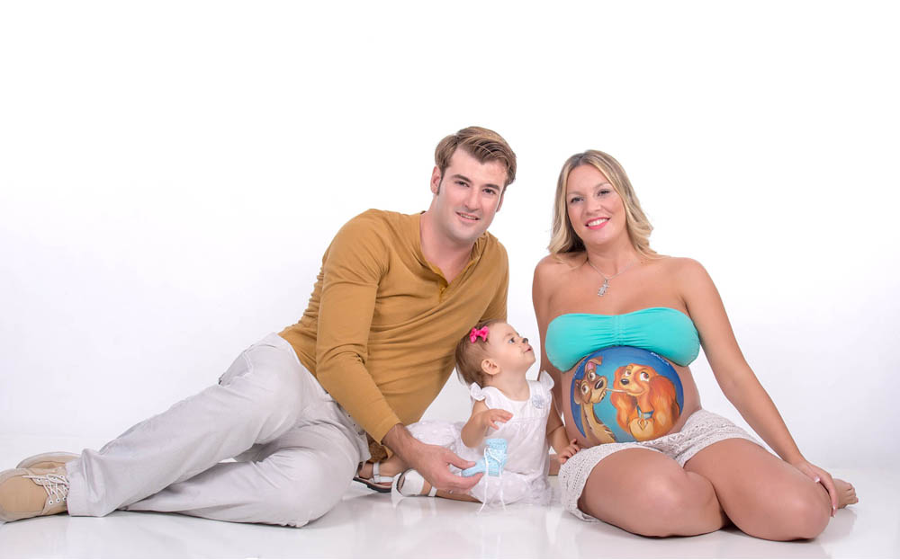 kidsfoto.es Reportaje premamá , sesión fotográfica embarazo en Zaragoza