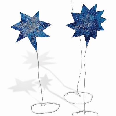Χριστουγεννιάτικα Αστέρια από Αλουμίνιο