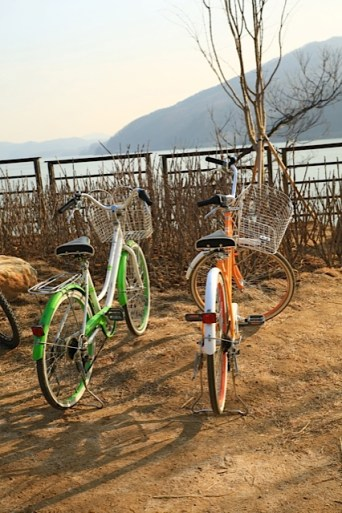 Namhan River Bicycle Road